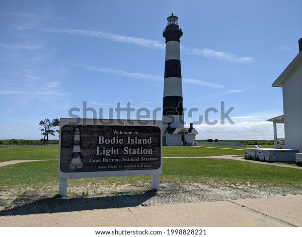 Bodie Island Light Station and Lighthouse
