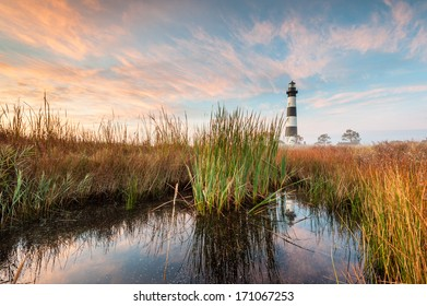Bodie Island Lighthouse North Carolina Outer Banks Cape Hatteras National Seashore
