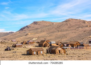 Bodie State Park, A ghost town that was a wild west mining town.
