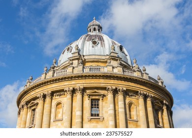 The Bodleian Library of the University of Oxford England