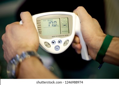 Body fat monitor