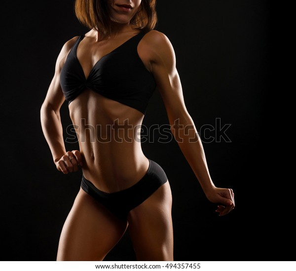 Body Healthy Cropped Shot Fit Toned Stock Photo Edit Now 494357455 A healthy and body fit goals need a lot of determination and discipline. https www shutterstock com image photo body healthy cropped shot fit toned 494357455