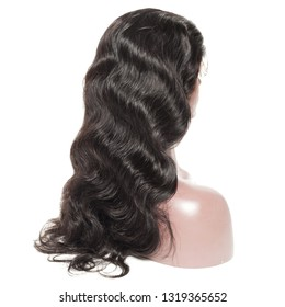 body wavy black human hair weaves extensions wigs