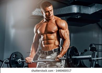 Bodybuilder Images, Stock Photos & Vectors   Shutterstock