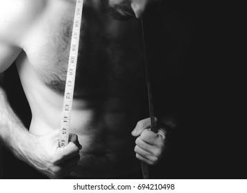 Bodybuilder, meter
