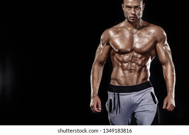 Similar Images, Stock Photos & Vectors of strong athletic