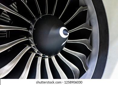 Boeing 737 Max Engine Inlet Fan