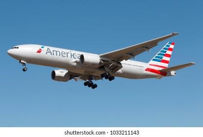 Boeing 777 Images, Stock Photos & Vectors   Shutterstock