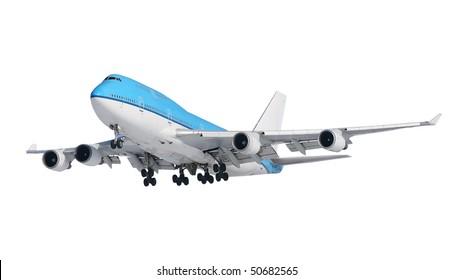 Boeing-747. Plane