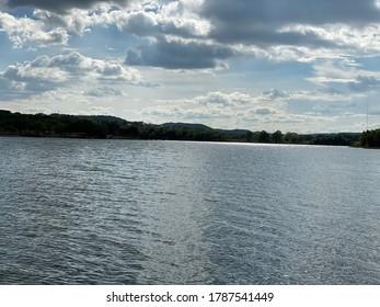 Boerne City Lake in Boerne, TX