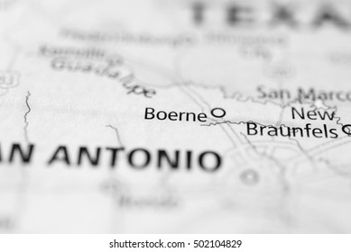 Boerne, Texas, USA.