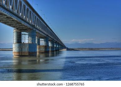 bogibeel bridge in assam