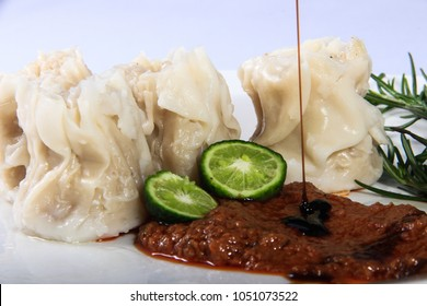 Bogor, Indonesia, juli 8 2016 : Traditional food of Siomay