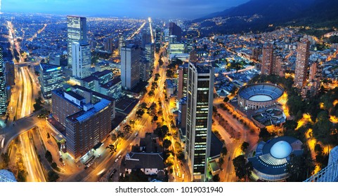 Bogota capital of colombia