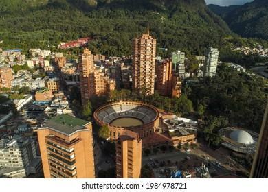 Bogota capital district colombia