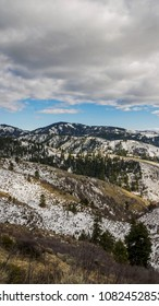 Bogus Basin in Boise, Idaho.