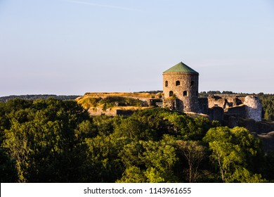 Bohus Fortress near Gothenburg, Sweden