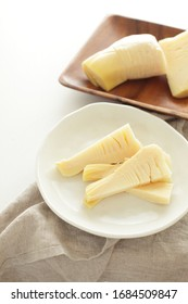 Boiled bamboo shoot  for cooking ingredient