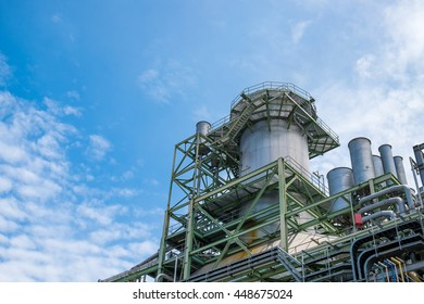 boiler and equipment of combined cycle power plant in thailand