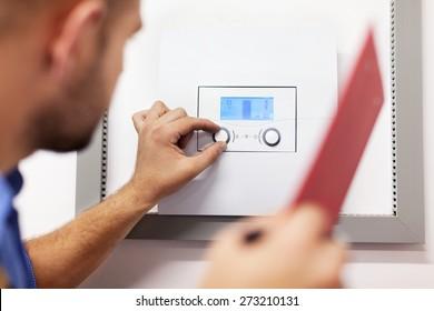 Boiler, home, plumber.