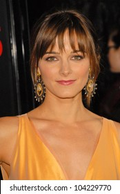 """Bojana Novakovic  at the """"Edge Of Darkness"""" Los Angeles Premiere, Chinese Theater, Hollywood, CA. 01-26-10"""