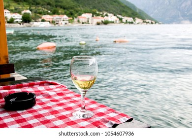 Boka Bay (Boka kotorska) is one of the deepest and longest bays at the Adriatic Sea. Cliffs of Orjen and Lov?en mountains overshadow the town. It's the ideal place for relax and a glass of local wine.