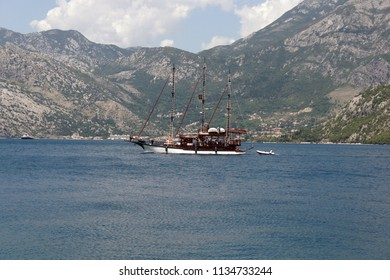 Boka Kotorska bay