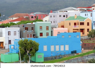 The Bo-Kaap is an area of Cape Town, South Africa formerly known as the Malay Quarter. It is quintessentially a Township, situated on the slopes of Signal Hill above the city centre of Cape Town.