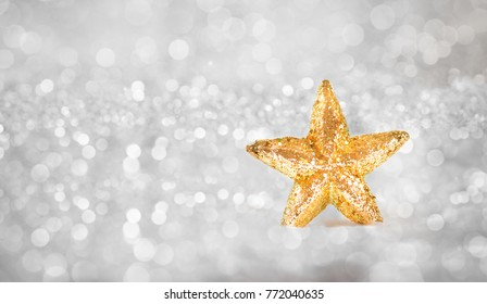 Bokeh abstract background for design
