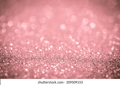 Bokeh abstract background wallpaper glitter diamond for wedding and Christmas festival design