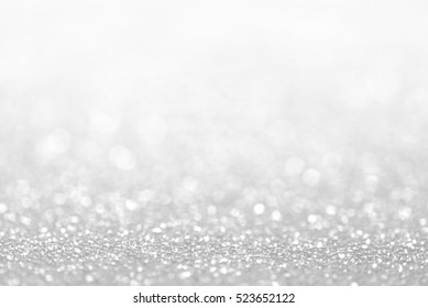 Bokeh abstract background wallpaper glitter diamond. Blur bokeh background.