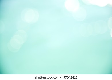Bokeh abstract pastel background.