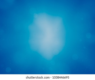 bokeh background light blue background abstract