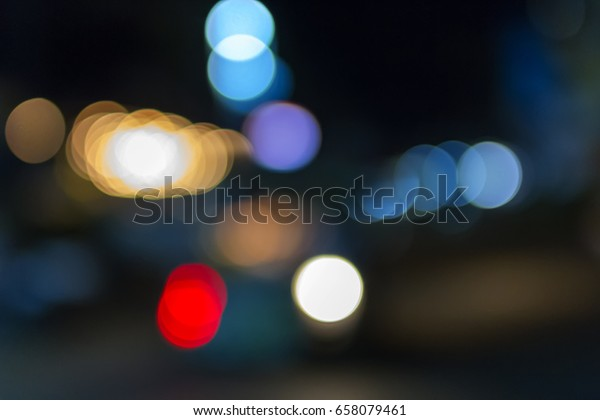Bokeh Background Photography Hd Abstract Blur Stock Photo Edit Now 658079461
