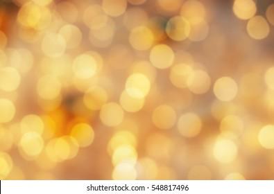 bokeh Backgrounds color orange gold