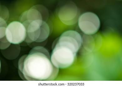 Bokeh blur