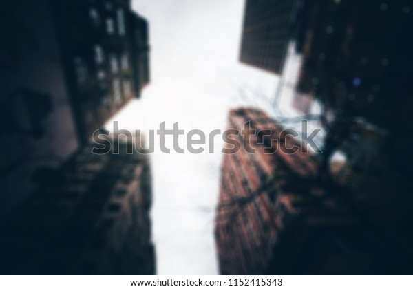 bokeh city street  background