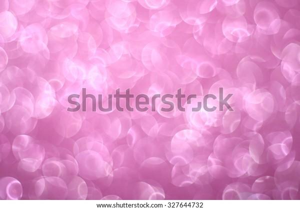 Bokeh Glitter Abstract Background Wallpaper Wedding Stock