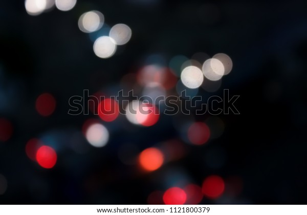 Bokeh Image Background and Texture