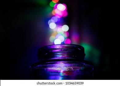 The bokeh jar