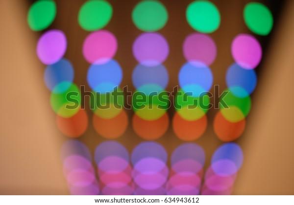 Bokeh light