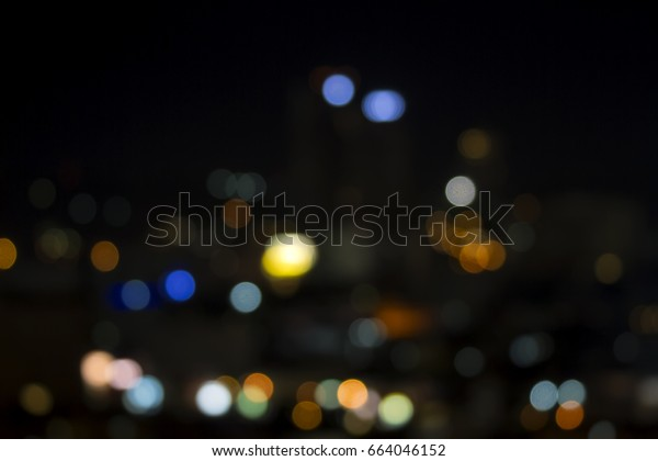 Bokeh Photography Background Hd Abstract Blur Stock Photo Edit Now 664046152