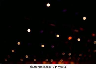 Bokeh,light