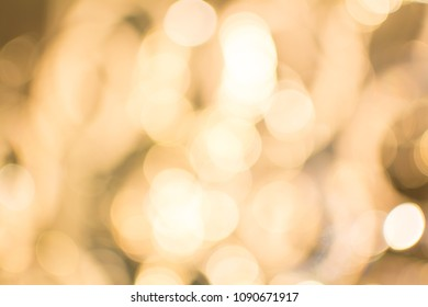 Bokeo from beatiful light in morning.Blur background.out of focus