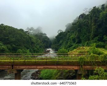 Bolaven Plateau Bridge