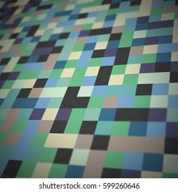 Bold geometric style graphic background