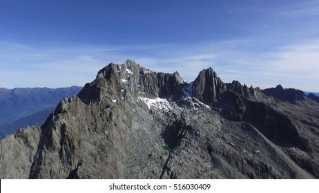 Bolivar peak, Merida,  Venezuela