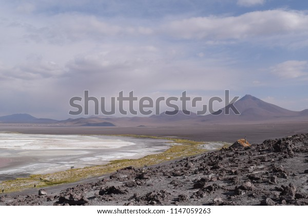 Bolivia Andes Mountains Stock Photo Edit Now 1147059263