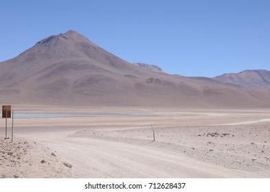 Bolivia desert