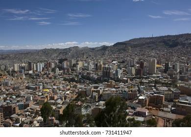 Bolivia, La Pas